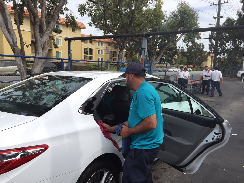 Auto Pride Car Wash: Photos For Auto Pride Hand Car Wash