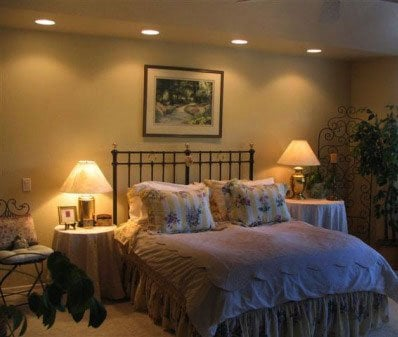 Recessed Can Lights And Fixtures For Your Bedroom