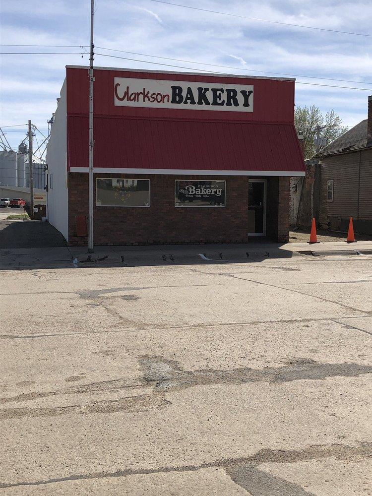 Clarkson Bakery: 113 Pine St, Clarkson, NE