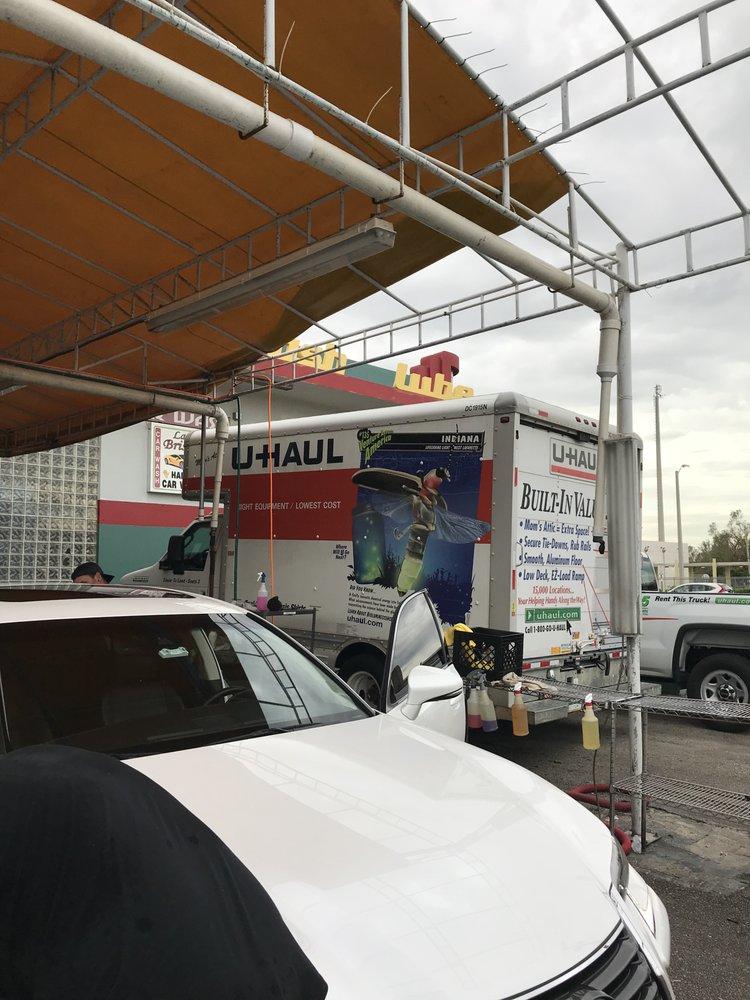 Las Brisas Hand Car Wash: 6800 Coral Way, Miami, FL