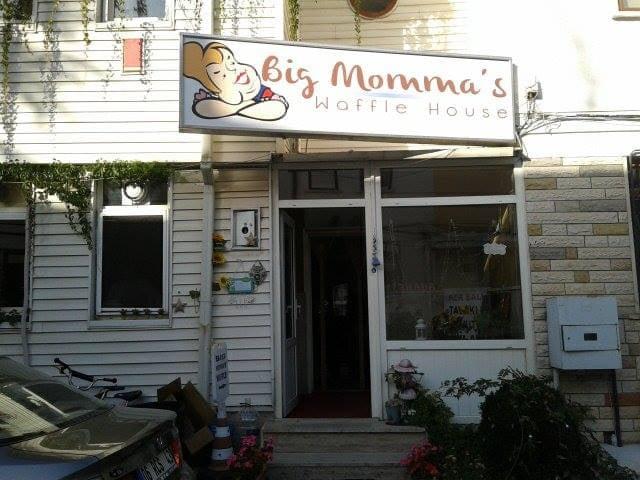 Big Momma's Waffle House: Mutlukent Mah., Ankara, 06