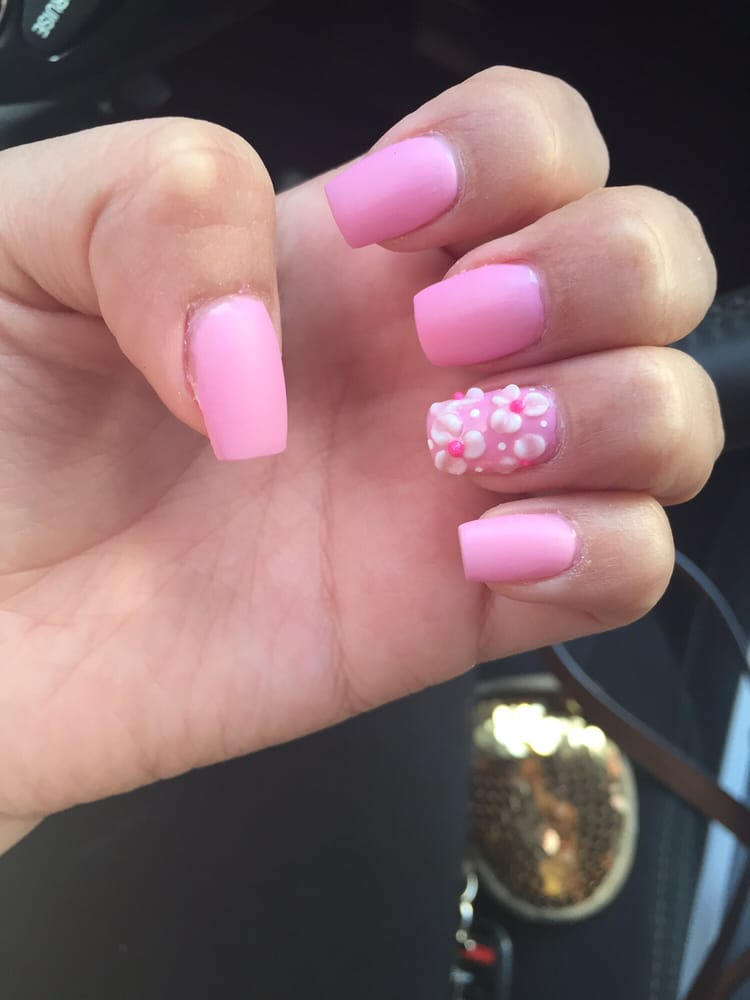 Tracy you did it again! I love my nails!! She\'s is my go to girl ...