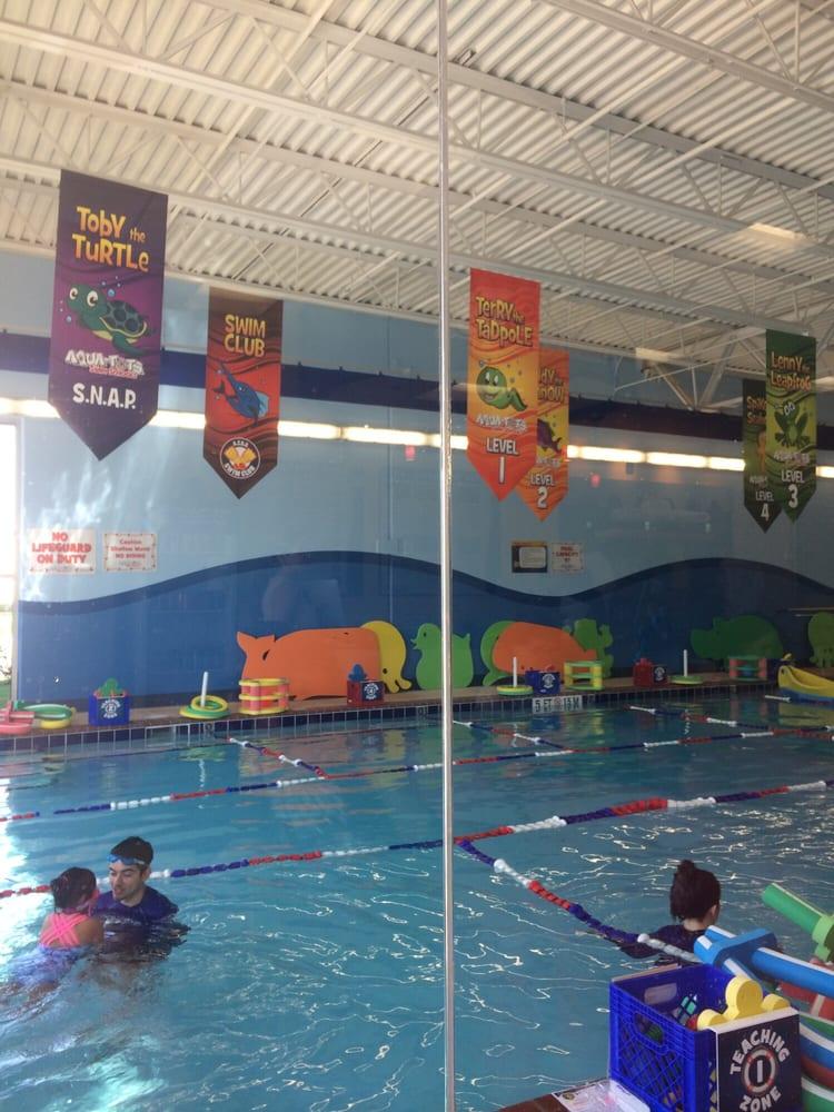 Photos For Aqua Tots Swim Schools San Antonio The Rim Yelp
