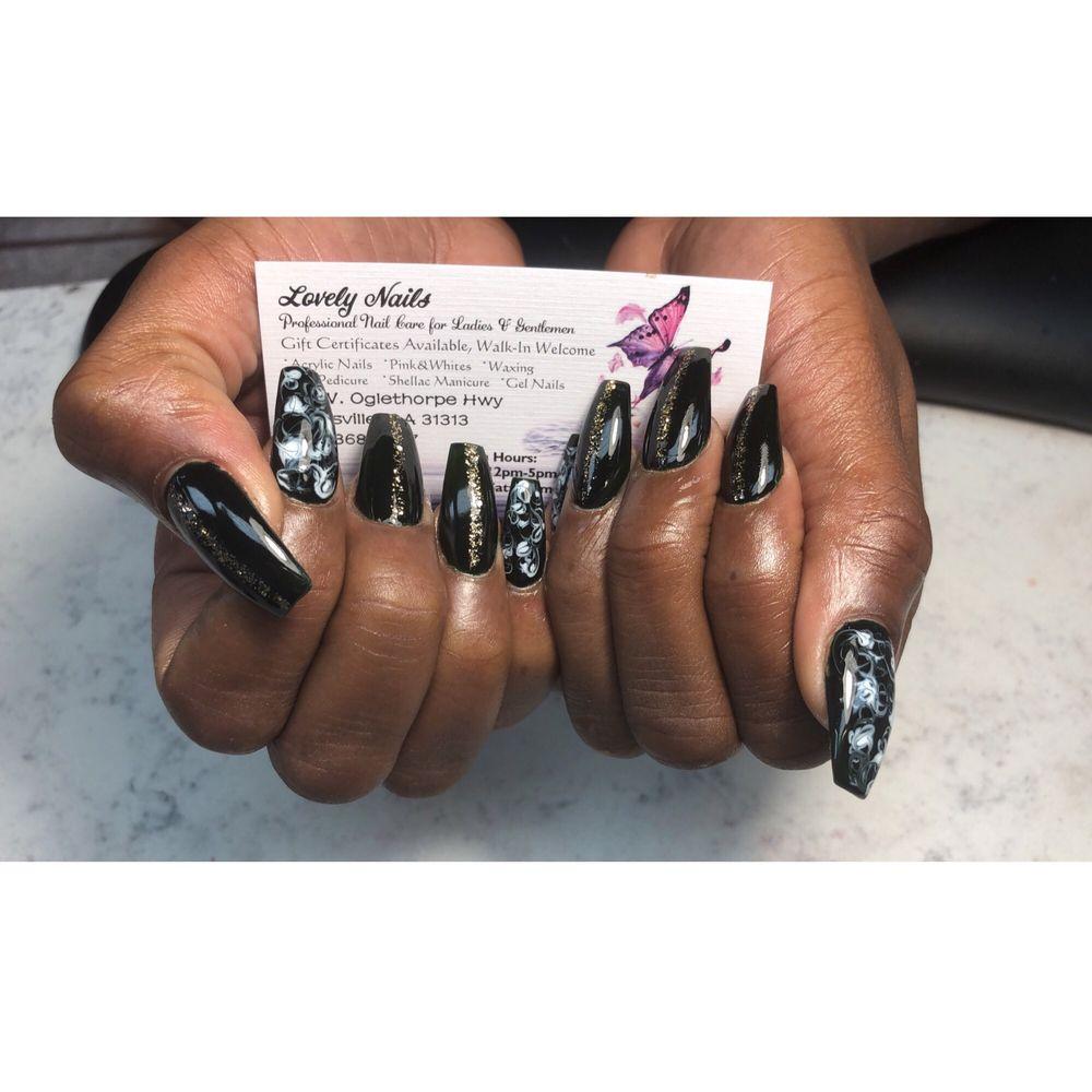 Lovely Nails by Julie - Nail Salons - 511 W Oglethorpe Hwy ...