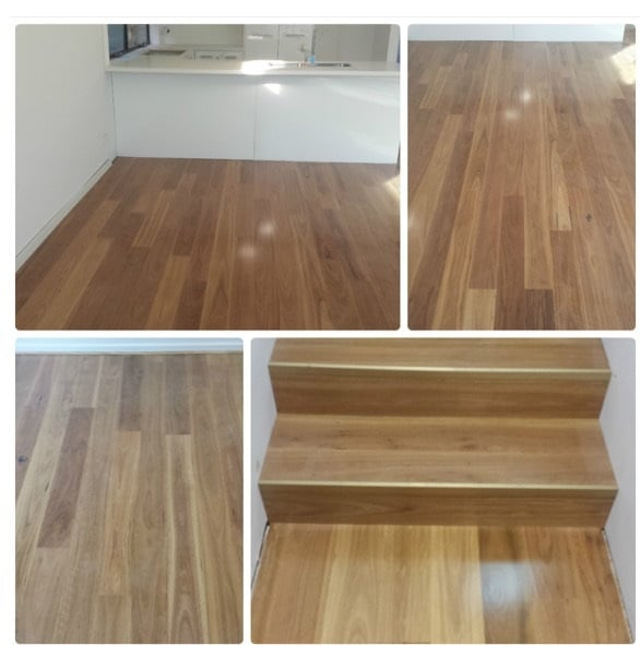 Engendered Wood Floor With Stair Casing Yelp