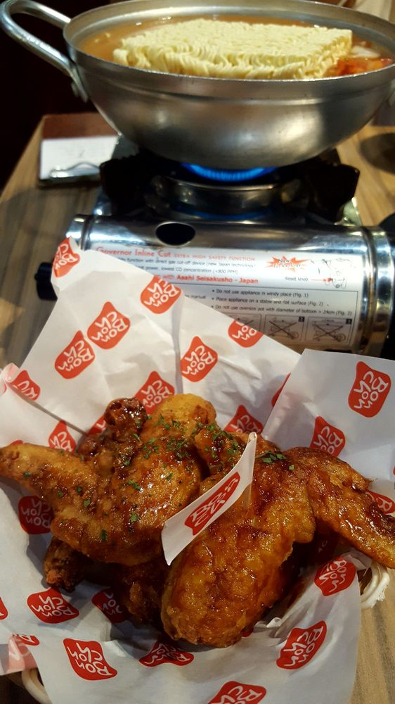 BonChon Chicken Singapore