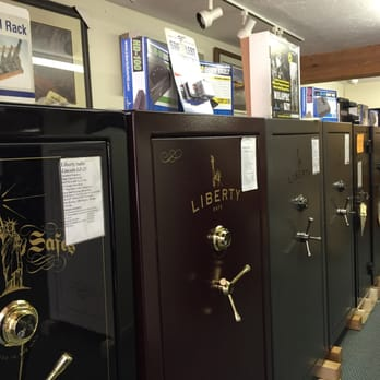 We offer the LARGEST INVENTORY of LIBERTY SAFES IN NEW
