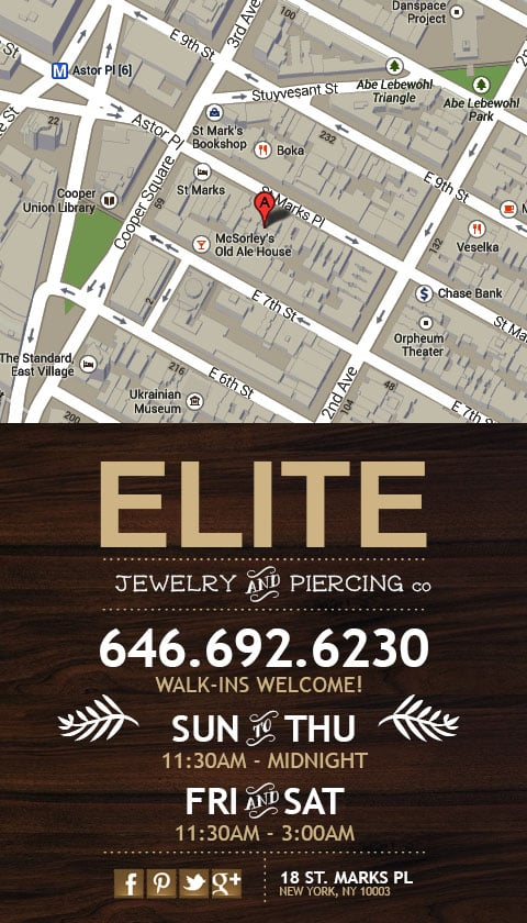 Elite Jewelry Co