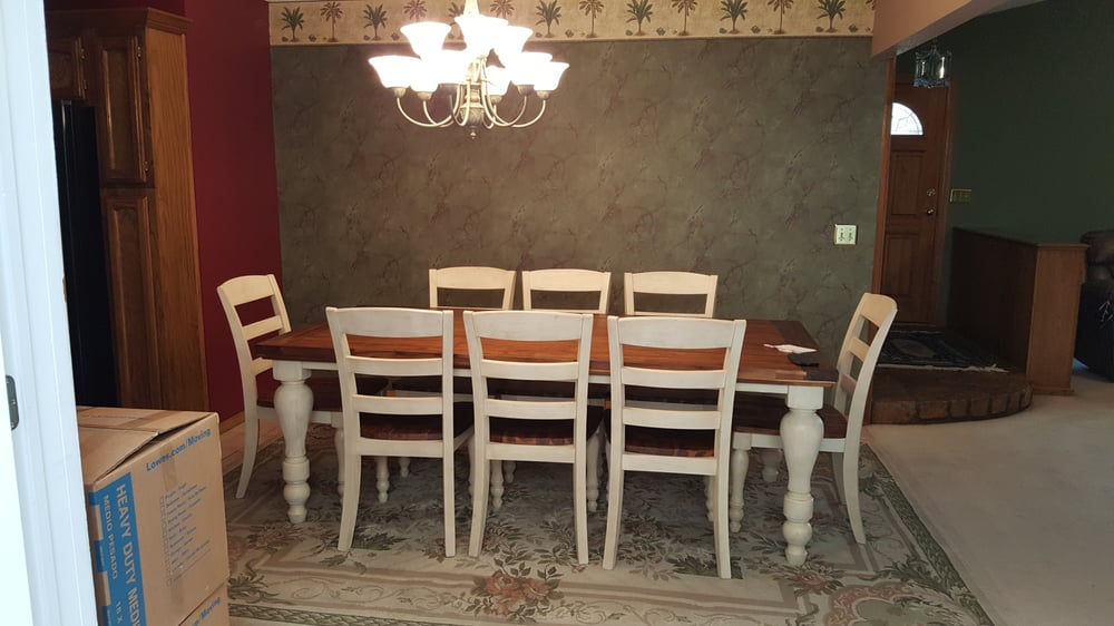 marsilona table and chairs - yelp