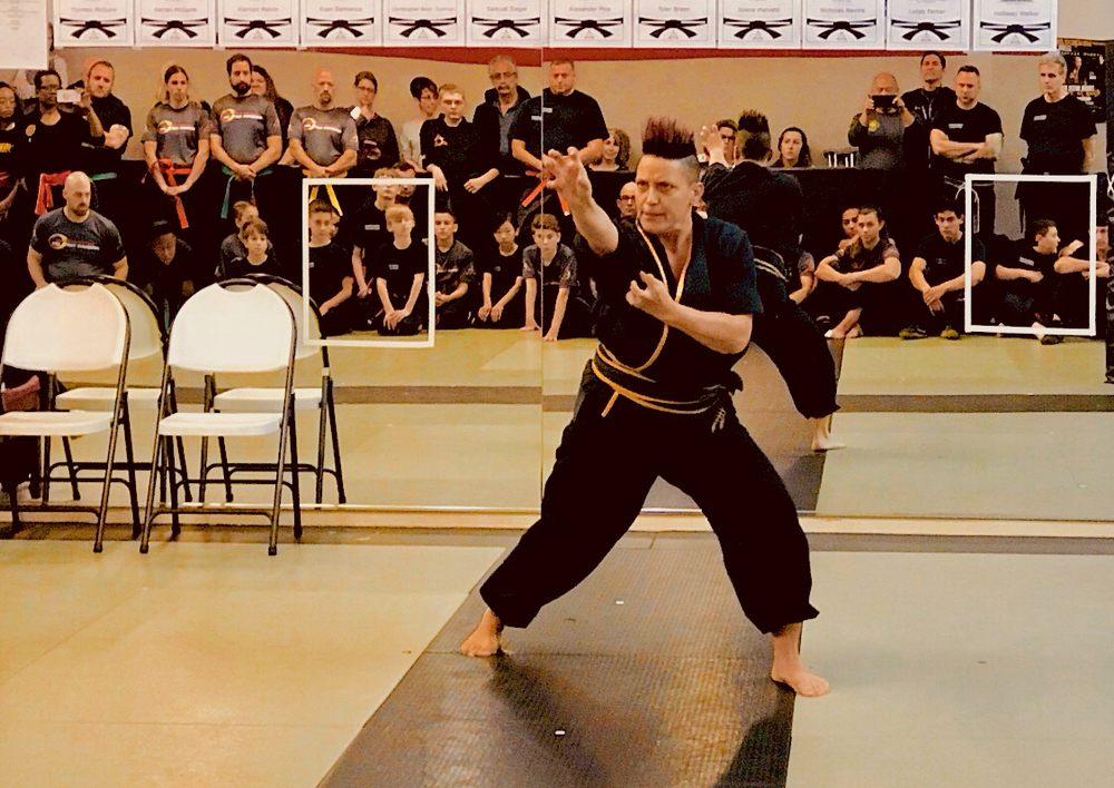 Shaolin Kung Fu Temple: 925 Post Ave, Staten Island, NY