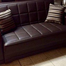 photo of cemirex   chicago il united states  futon i purchased cemirex   mattresses   5230 w belmont ave chicago il   phone      rh   yelp