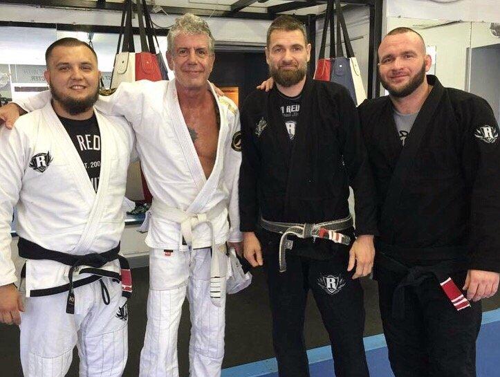 Team Redzovic Brazilian Jiu Jitsu: 226 S Wabash, Chicago, IL