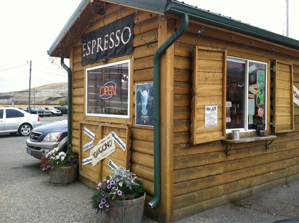 Backroads Brew Coffee Co: 1420 E Park Ave, Anaconda, MT