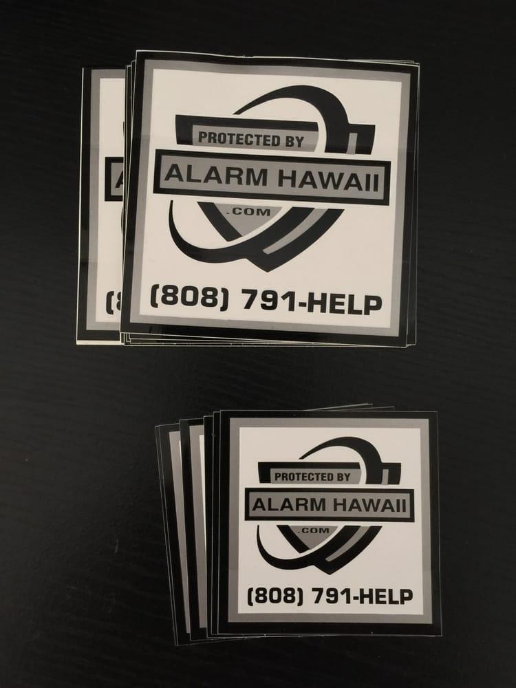 Alarm Hawaii