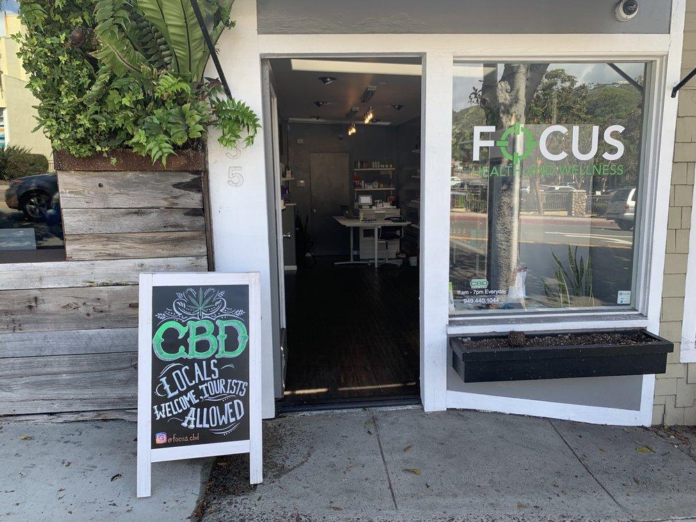Focus CBD: 735 S Coast Hwy, Laguna Beach, CA