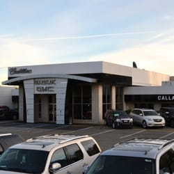 Callaremi Cadillac Buick GMC Car Dealers Route E Budd - Buick dealership nj