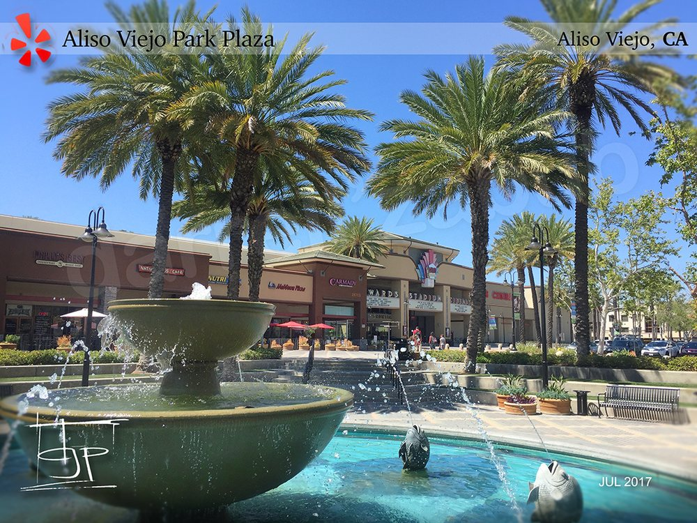 Aliso Viejo Park Plaza: 26681 Aliso Creek Rd, Aliso Viejo, CA
