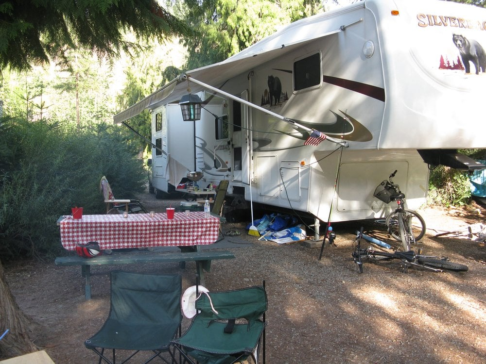 Twin Rivers Canyon Resort: Moyie Springs, ID