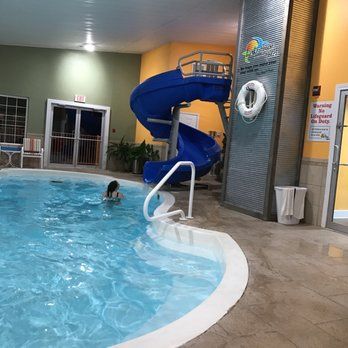 Photo Of Lakehouse Hotel Osage Beach Mo United States Indoor Water Slide