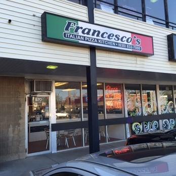 Francesco'S Italian Pizza Kitchen - Closed - 19 Reviews - Pizza