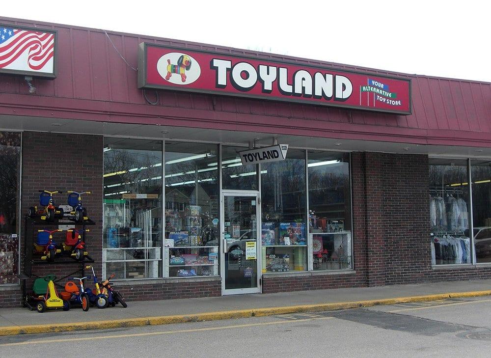 Toyland: 321 Nashua St, Milford, NH
