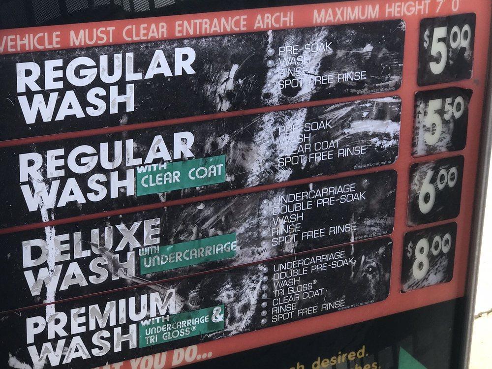 Splash Auto Wash: 600 E Washington St, Hayti, MO