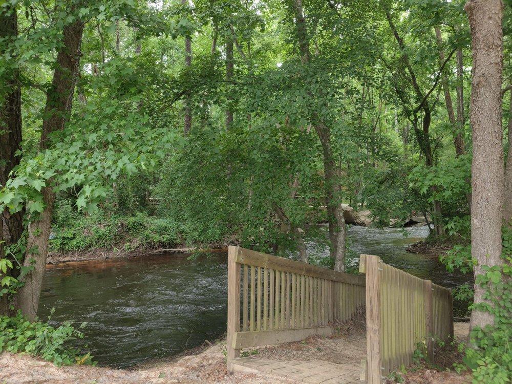 Hitchcock Creek Trail: 615 Steele St, Rockingham, NC