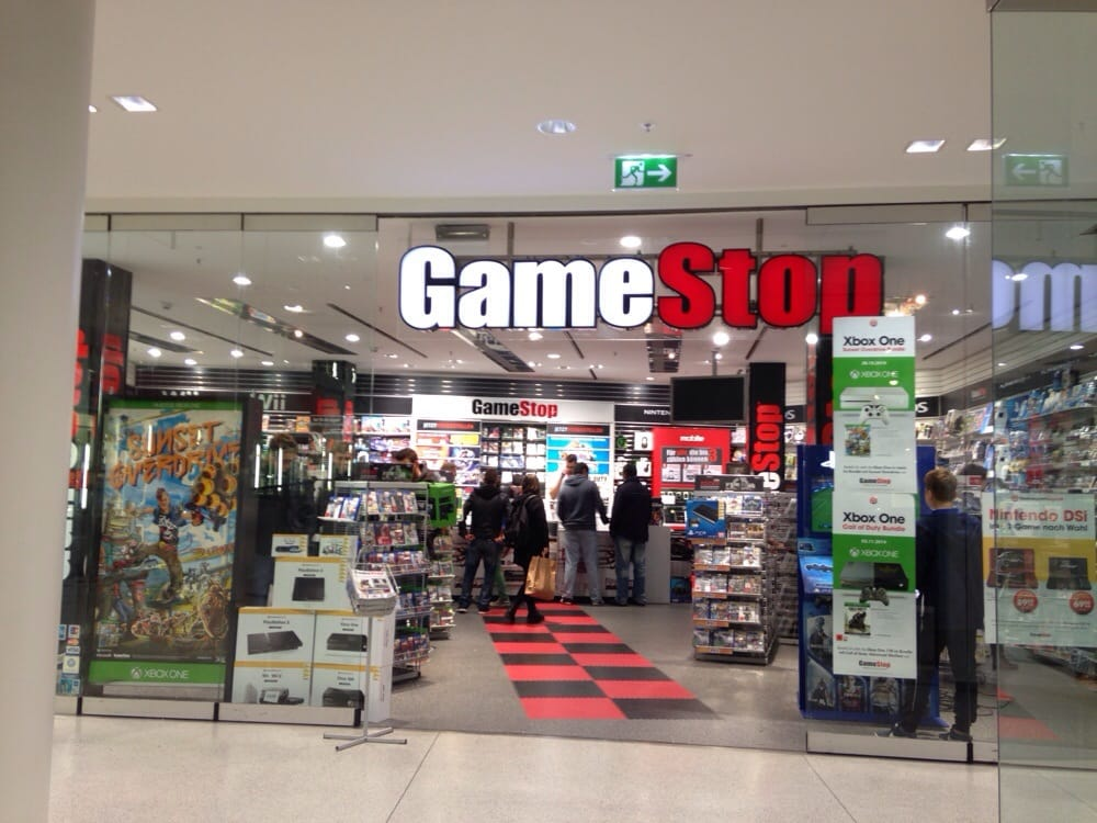 gamestop 18 fotos y 13 rese as tienda de videojuegos schillerstr 7 innenstadt fr ncfort. Black Bedroom Furniture Sets. Home Design Ideas