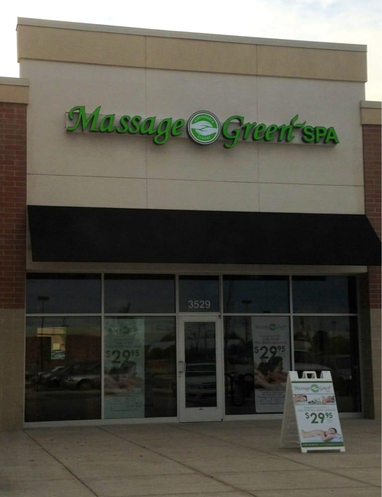Massage Green - CLOSED - Massage Therapy - Grand Rapids ...