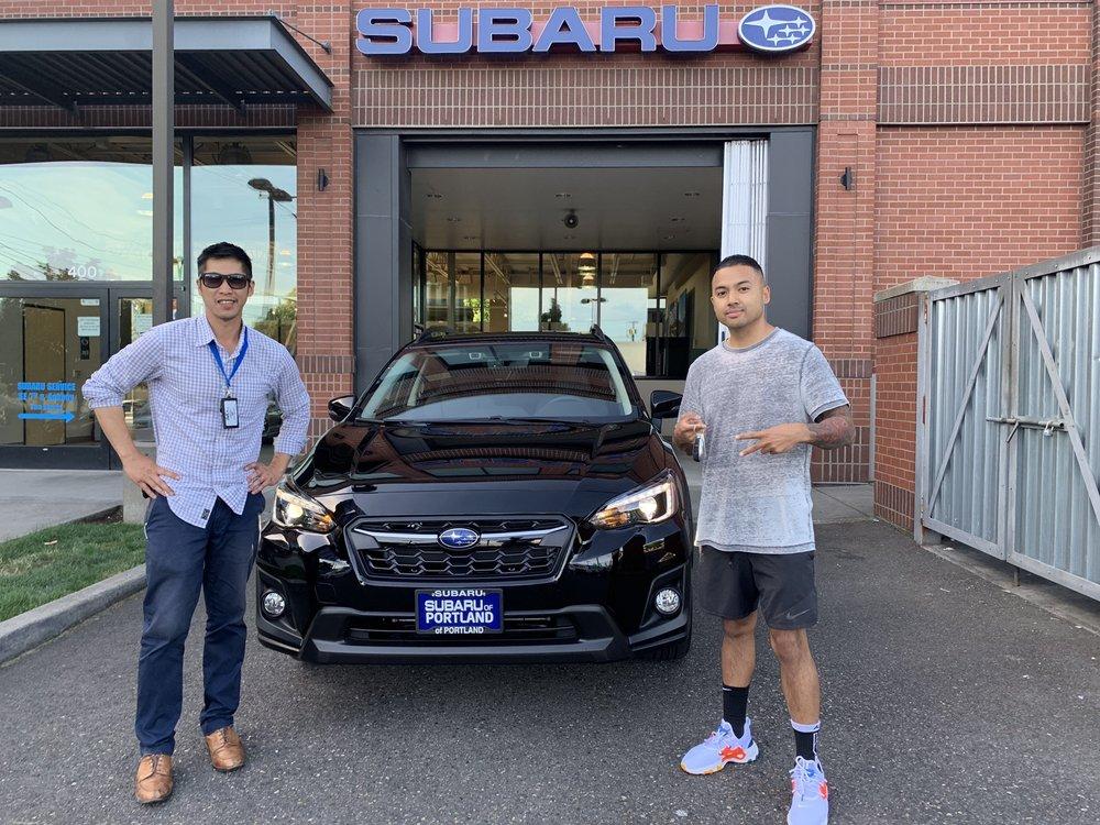 Subaru of Portland