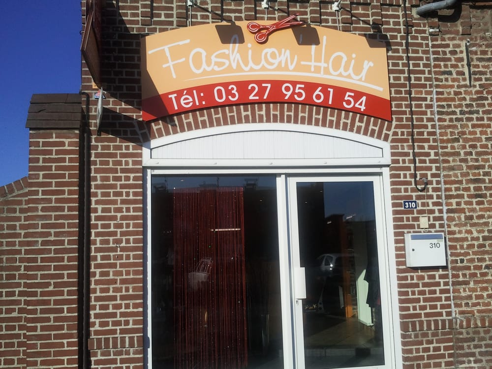 Fashion Hair 310 Rue Charles Bourseul Douai Nord France Num Ro De T L Phone Yelp
