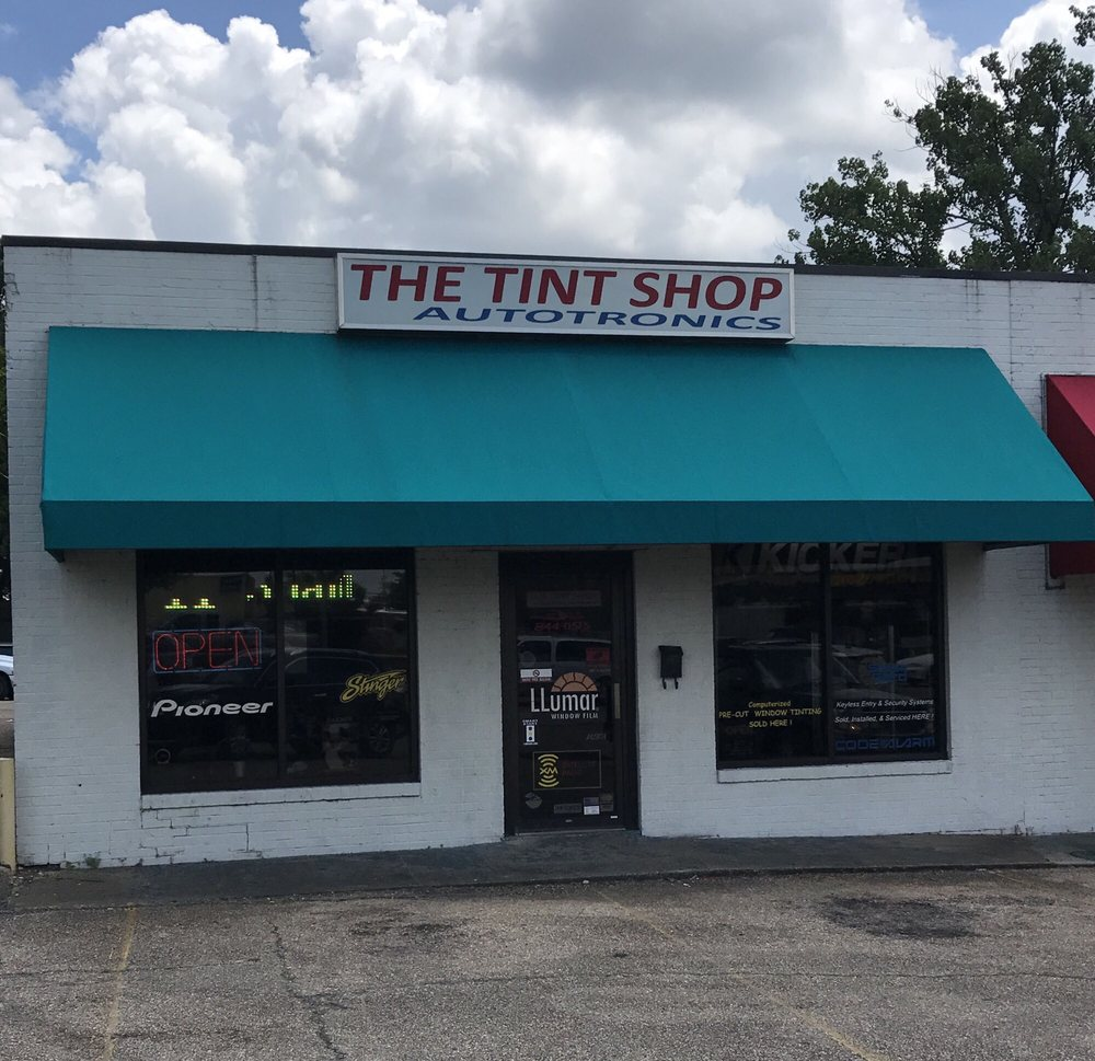 Tint Shop: 508 S Gloster St, Tupelo, MS