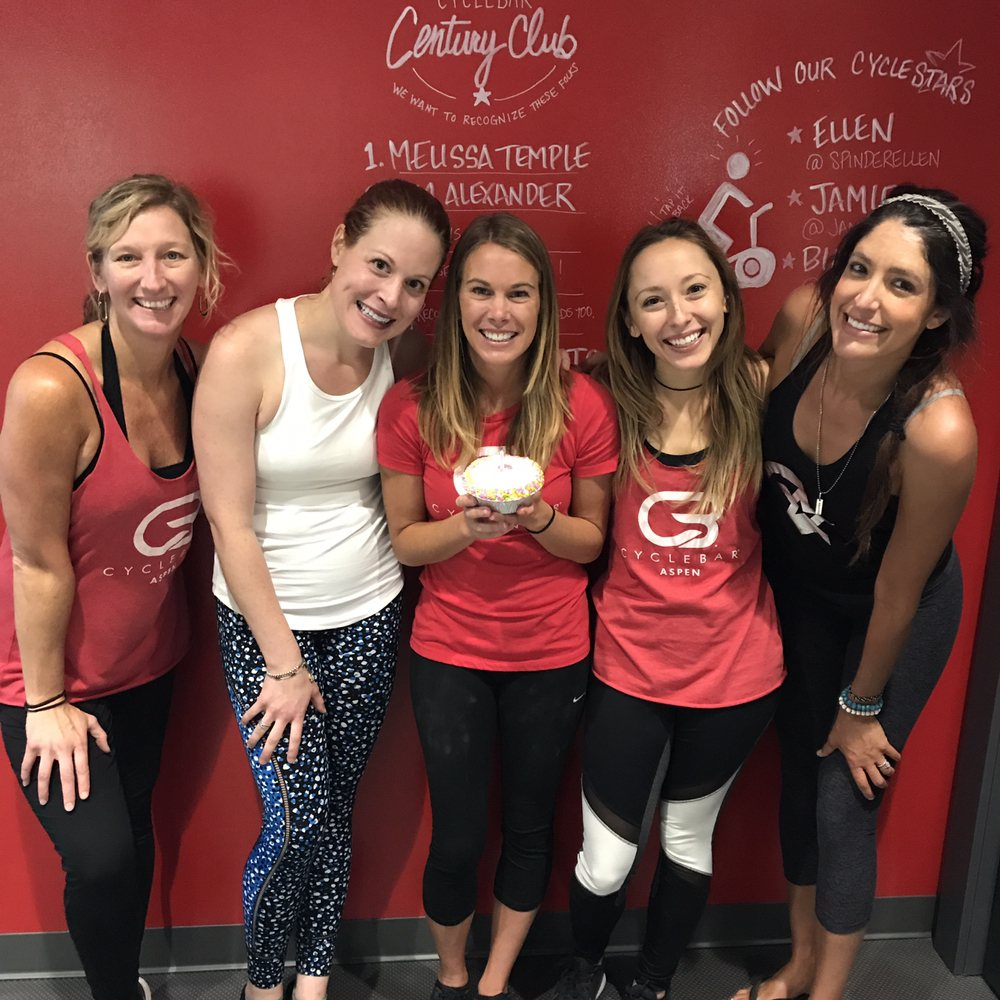 CycleBar: 535 E Hyman Ave, Aspen, CO