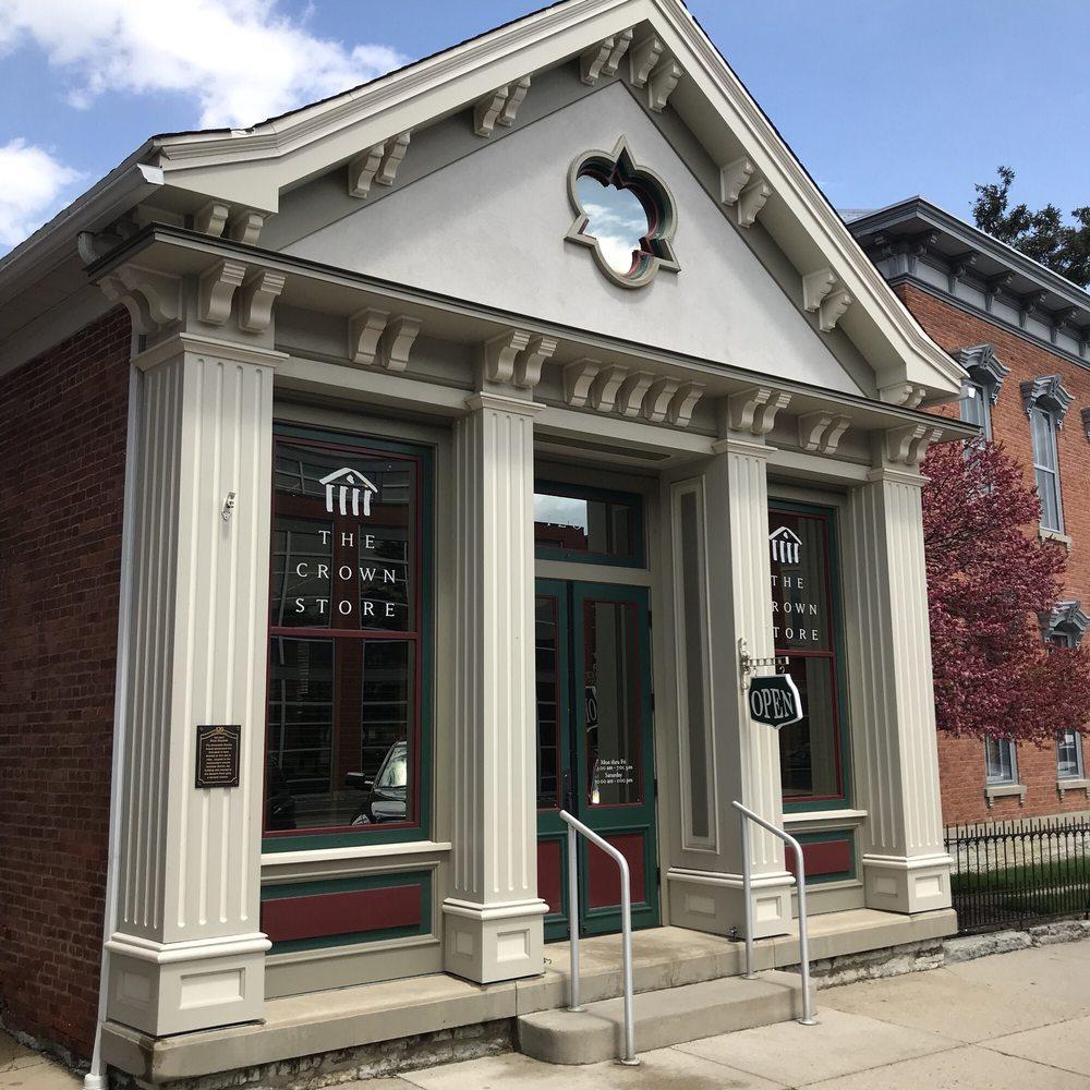 Crown Store: 120 W Monroe St, New Bremen, OH