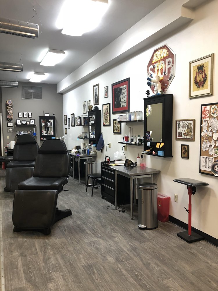 Body Art & Soul Tattoo: 920 State St, New Haven, CT