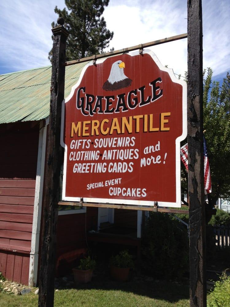 Graeagle Mercantile: 108 State Hwy 89, Graeagle, CA