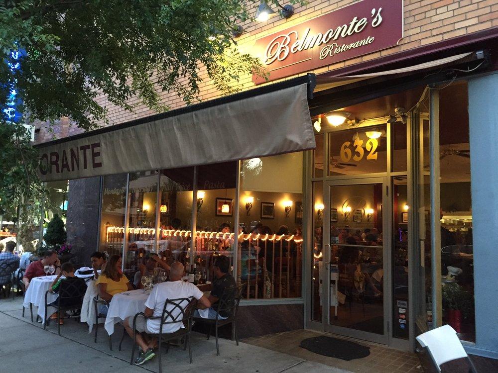 Italian Restaurants Delivery Near Me: Belmonte's Italian Restaurant