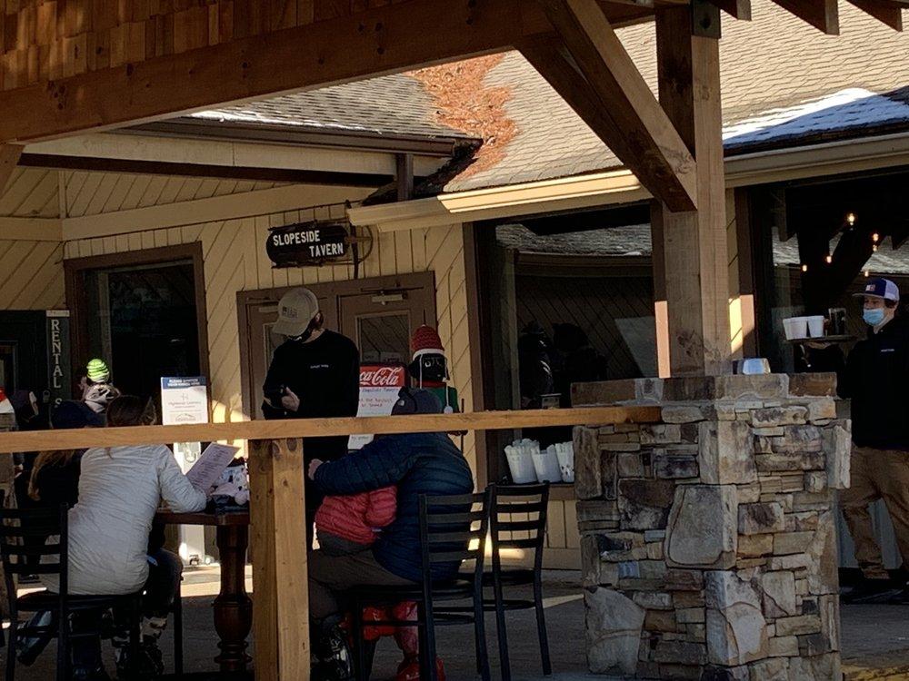 SlopeSide Tavern: 217 Sapphire Valley Rd, Sapphire, NC