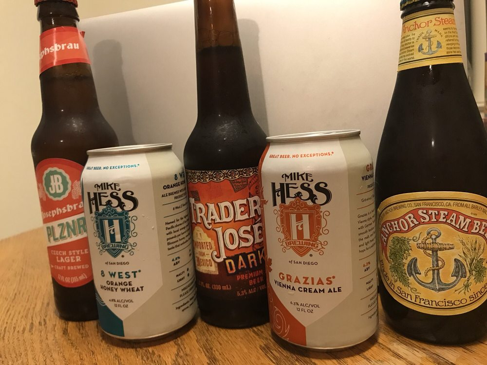 Social Spots from Trader Joe's