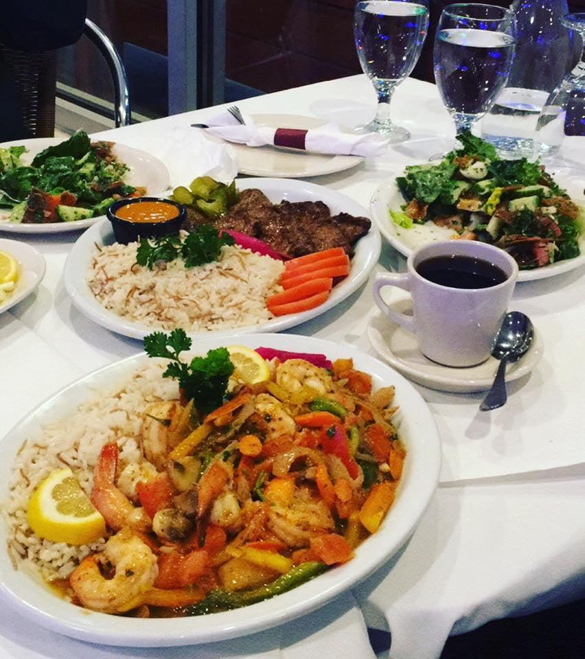 Adonis Restaurant and Banquet: 4853 Schaefer Rd, Dearborn, MI