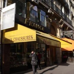021a2cfead39a France Chaussure - Magasins de chaussures - 34 Boulevard Haussman ...