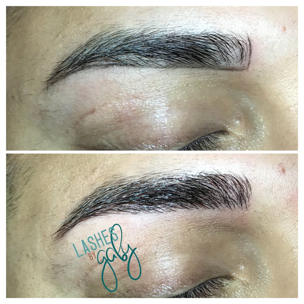 Men Need Perfect Brows Too Microblading Natural Manscaping Yelp