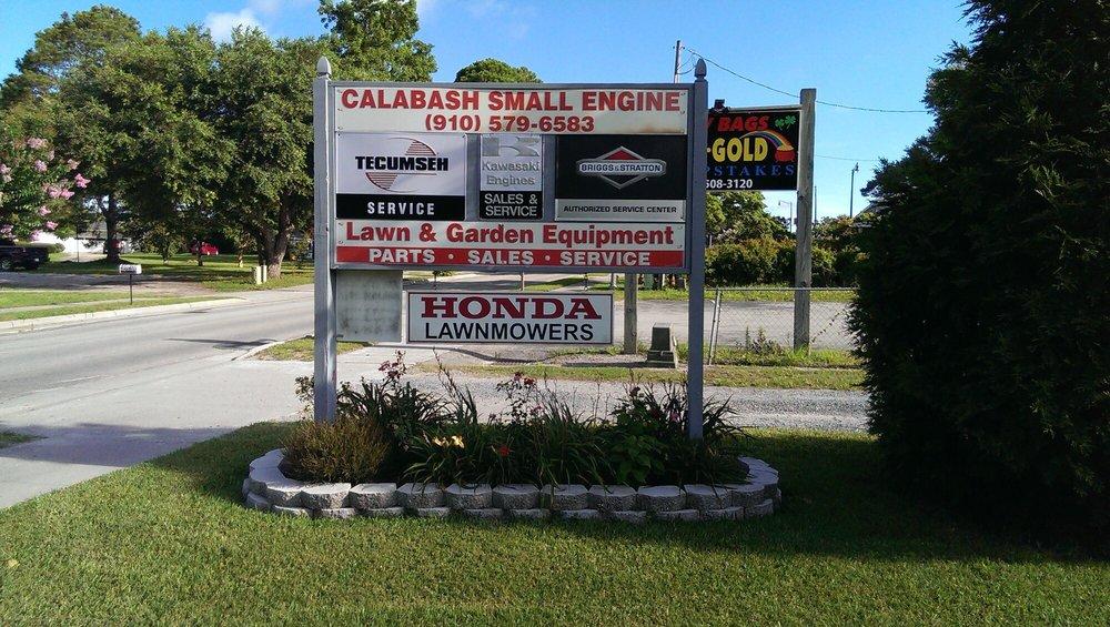 Calabash Small Engine Repair: 1083 River Rd, Calabash, NC