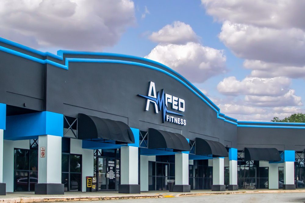 Amped Fitness Largo: 2480 East Bay Dr, Largo, FL
