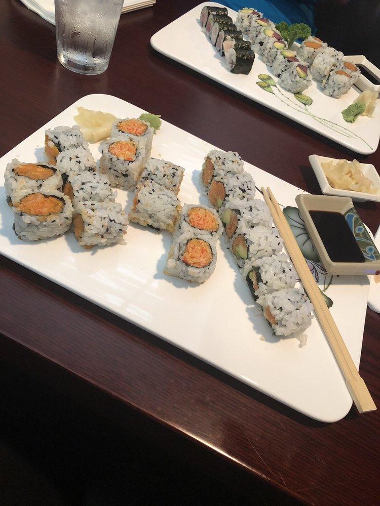 Sake Asian Fusion: 4057 Franklin St, Michigan City, IN