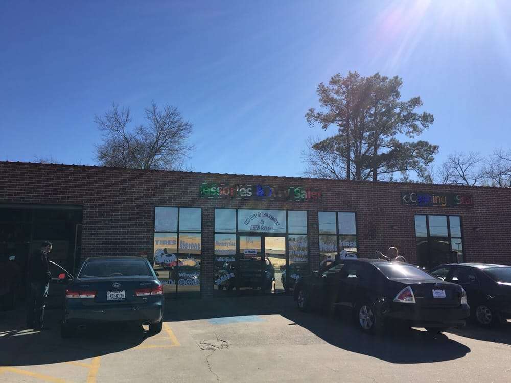 U-Haul Neighborhood Dealer: 414 E Tyler St, Athens, TX
