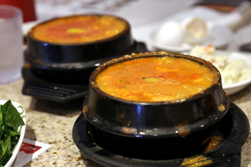 Kaju Soft Tofu Restaurant Garden Grove Ca