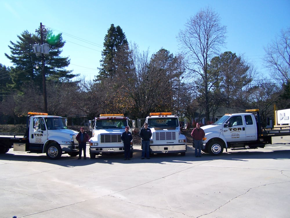 TCR Towing & Recovery: 111 Sangamore Cir, Bremen, GA