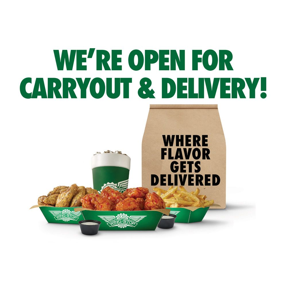 Wingstop: 4570 E Highway 83, Rio Grande City, TX