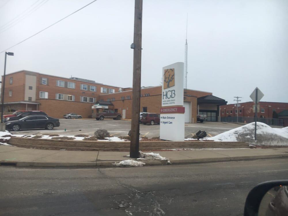 Hayes Green Beach Hospital: 305 W Harris St, Charlotte, MI